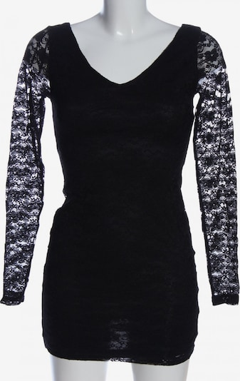 XXI Langarmkleid in S in schwarz, Produktansicht