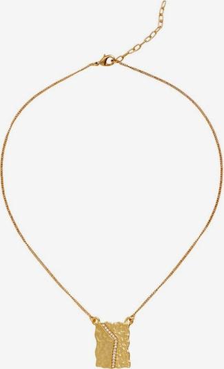 MANGO Kette 'Eleonora' in gold, Produktansicht