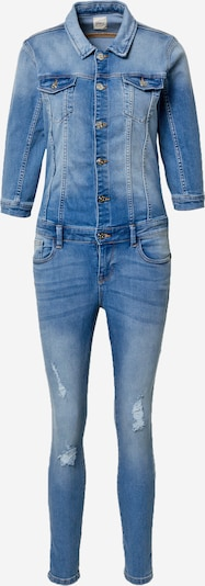 ONLY Jumpsuit 'JULIA' in blue denim, Produktansicht
