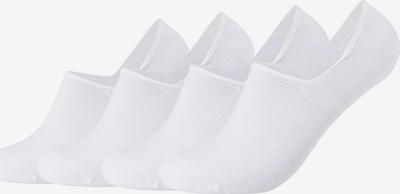 camano Füßlinge 'Kai' im 4er-Pack in weiß, Produktansicht