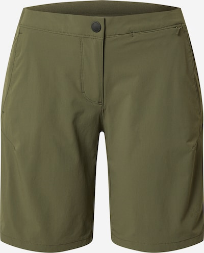 JACK WOLFSKIN Sportske hlače 'HILLTOP TRAIL' u kaki, Pregled proizvoda