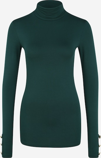 Dorothy Perkins (Tall) Majica 'TALL FOREST GREEN VISCOSE ROLL NECK TOP' u zelena, Pregled proizvoda