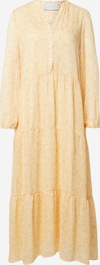 Neo Noir Skjortklänning 'Nobis' i gul / ljusröd, Produktvy
