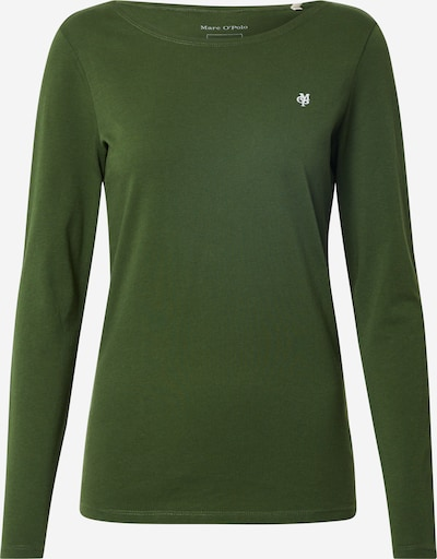 Marc O'Polo Shirt in tanne: Frontalansicht