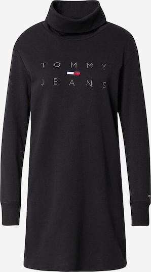 Tommy Jeans Jurk in de kleur Blauw / Rood / Zwart / Wit, Productweergave