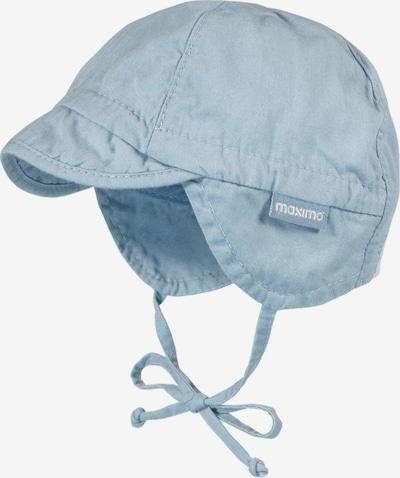 MAXIMO Schildmütze in hellblau, Produktansicht