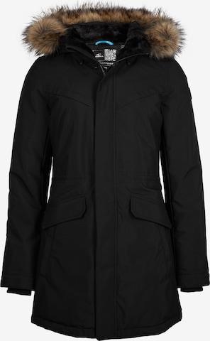 O'NEILL Between-Seasons Parka 'Journey' in Black