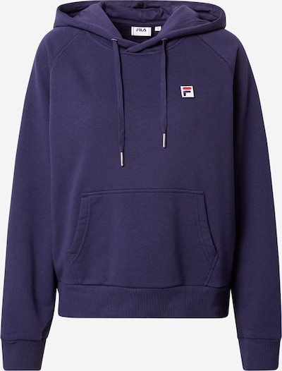 FILA Sweatshirt in de kleur Donkerblauw, Productweergave