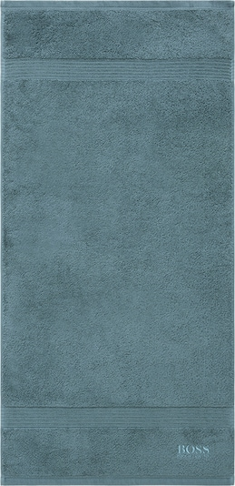 BOSS Home Duschtuch 'LOFT' in blau / pastellblau, Produktansicht
