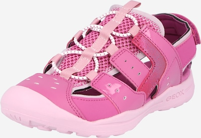 GEOX Sandale 'VANIETT' in pink, Produktansicht