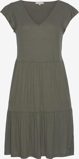TAMARIS Kleid in oliv, Produktansicht