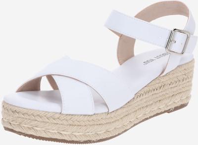 ABOUT YOU Sandale 'Nadine' u bijela, Pregled proizvoda