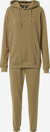Missguided Jogginganzug in khaki, Produktansicht