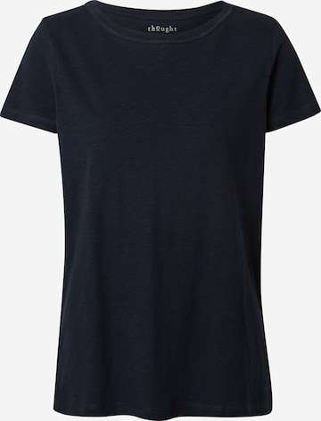 Thought T-Shirt in Blau