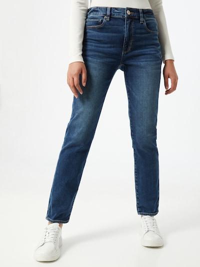 American Eagle Jeans 'RISE' in blue denim, Modelansicht