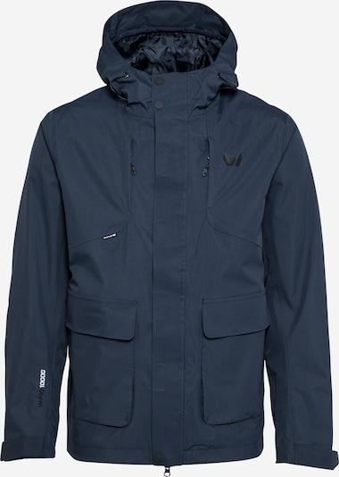 Whistler Outdoorjas 'Andre' in de kleur Nachtblauw / Wit, Productweergave