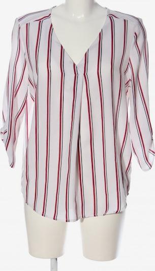 Jennyfer Schlupf-Bluse in S in rot / schwarz / weiß, Produktansicht