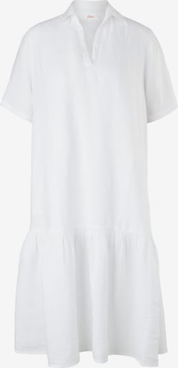 s.Oliver Shirt Dress in White, Item view