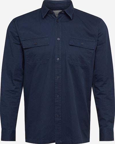 minimum Overhemd 'Talbo' in de kleur Navy, Productweergave