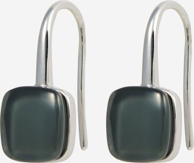 SKAGEN Ohrringe 'Sea Glas' in petrol / silber, Produktansicht