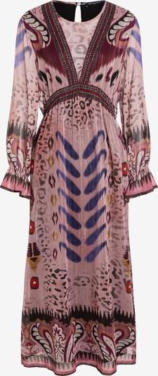 Ana Alcazar Kleid 'Cava' in mischfarben / rosa, Produktansicht