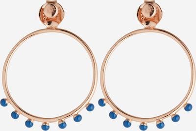 Auskarai iš ANIA HAIE, spalva – mėlyna / rožinio aukso spalva, Prekių apžvalga