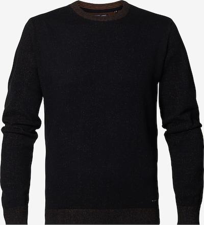 Petrol Industries Sweter w kolorze czarnym, Podgląd produktu