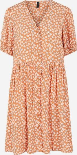 Y.A.S Sukienka 'LURA' w kolorze pomarańczowy / białym, Podgląd produktu