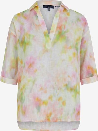 DANIEL HECHTER Shirt in hellgrün / mischfarben / hellpink / weiß, Produktansicht