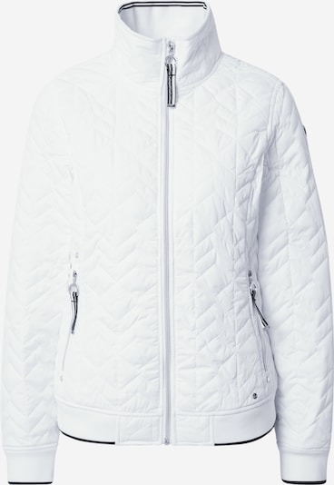 LUHTA Sportjas 'INNOLA' in de kleur Wit, Productweergave
