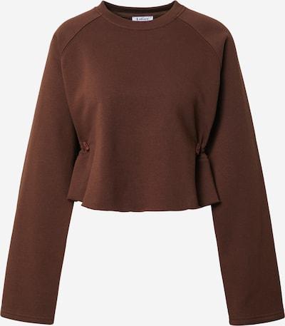 LeGer by Lena Gercke Sweatshirt 'Franca' in braun, Produktansicht