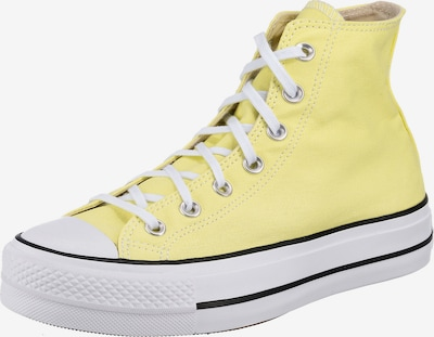 CONVERSE Sneakers high in Light yellow, Item view