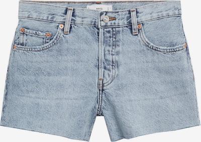 MANGO Shorts 'HAILEY' in blue denim, Produktansicht