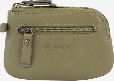 Esquire Peru Schlüsseletui Leder 11 cm in grün, Produktansicht