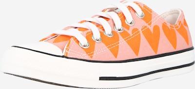 CONVERSE Ниски маратонки 'CTAS OX' в оранжево / розово, Преглед на продукта