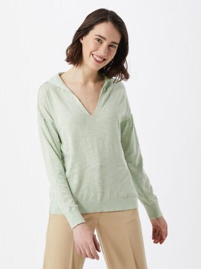 EDC BY ESPRIT Pullover in pastellgrün, Modelansicht