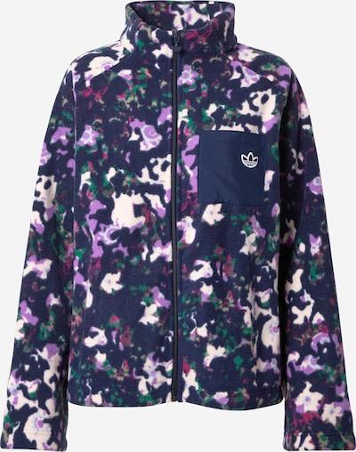 sötétkék / vegyes színek ADIDAS ORIGINALS Polár dzseki, Termék nézet