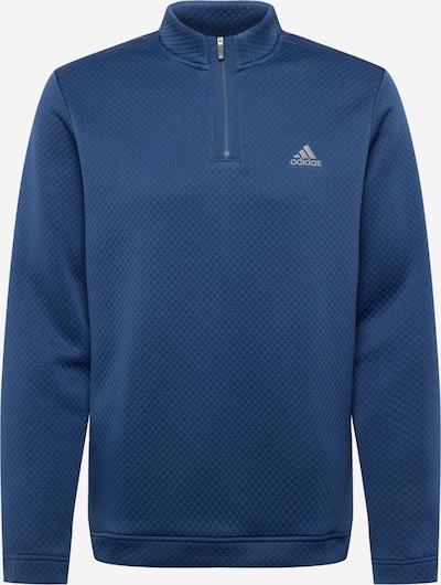 adidas Golf Sportsweatshirt in de kleur Navy, Productweergave