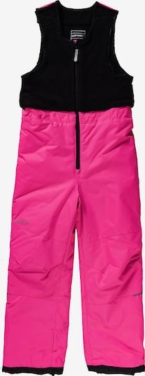ICEPEAK Skihose 'Jad' in pink / schwarz, Produktansicht