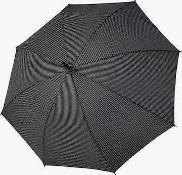 Doppler Regenschirm 'Stockholm ' in Schwarz