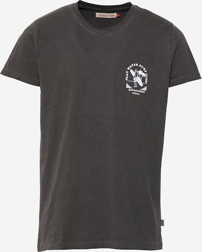 Revolution Shirt in schwarz, Produktansicht
