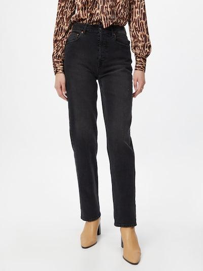 Global Funk Jeans 'Davis' i svart, På modell