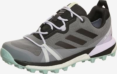 ADIDAS PERFORMANCE Lage schoen in de kleur Turquoise / Grijs / Wit, Productweergave