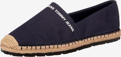 Tommy Jeans Espadrilles in navy / weiß, Produktansicht