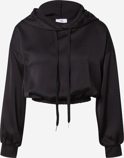 WAL G. Pullover 'CHARLIE' in schwarz, Produktansicht