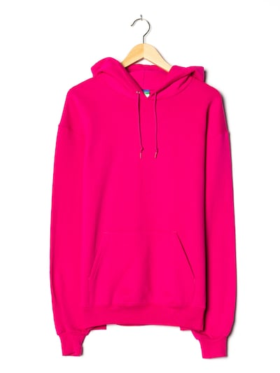 Champion Authentic Athletic Apparel Kapuzenpullover in XXXL in rosa, Produktansicht