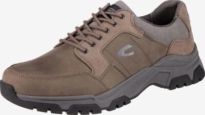 CAMEL ACTIVE Športové šnurovacie topánky 'Zodiac' - tmavošedá, Produkt