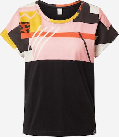 Iriedaily Μπλουζάκι σε κίτρινο / πορτοκαλί / ρόδινο / μαύρο / λευκό, Άποψη προϊόντος