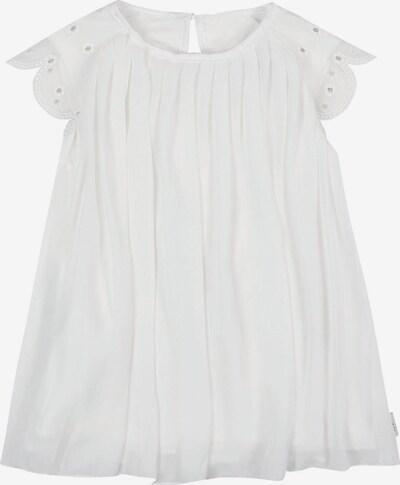 BÒBOLI Kleid in weiß, Produktansicht