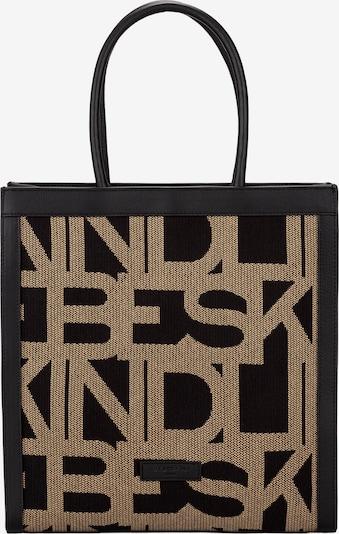 Liebeskind Berlin Handtasche in braun / schwarz, Produktansicht